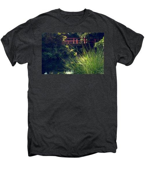 Red At Kubota Men's Premium T-Shirt