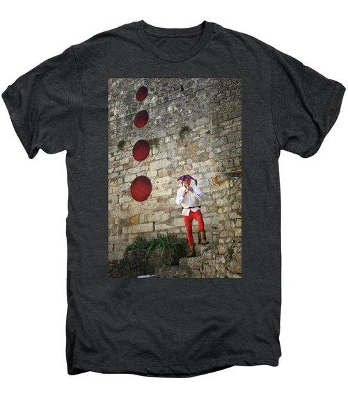 Red Piper Men's Premium T-Shirt