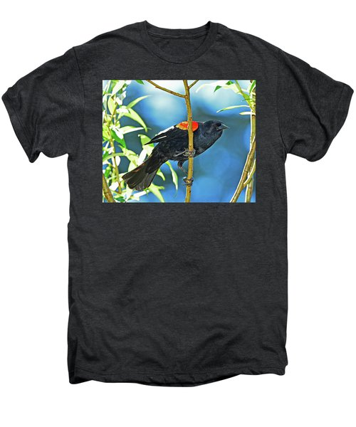 Redwing Blackbird Men's Premium T-Shirt