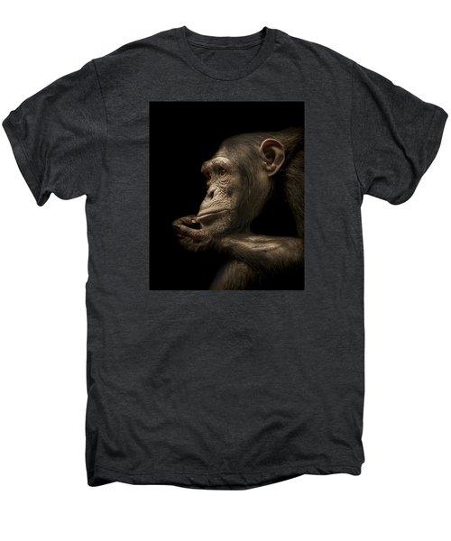 Reminisce Men's Premium T-Shirt by Paul Neville