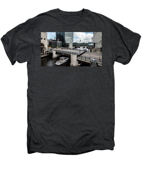 Rich People Holding Up Traffic In The Itty-bitty-city Men's Premium T-Shirt