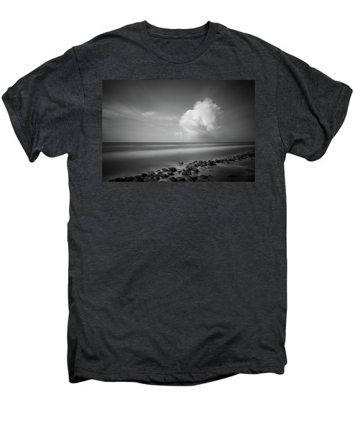 Rocky Shoreline Men's Premium T-Shirt