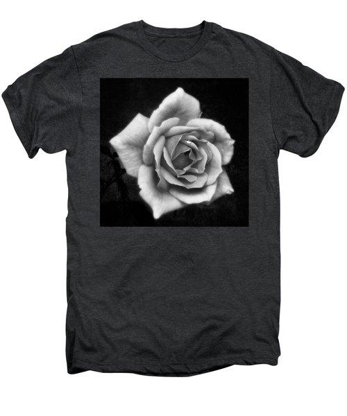 Rose In Mono. #flower #flowers Men's Premium T-Shirt