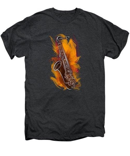 Sax Craze Men's Premium T-Shirt