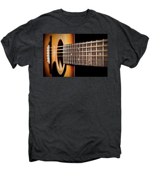Six String Guitar Men's Premium T-Shirt