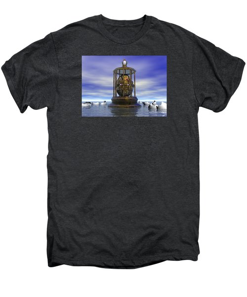 Sixth Sense - Surrealism Men's Premium T-Shirt