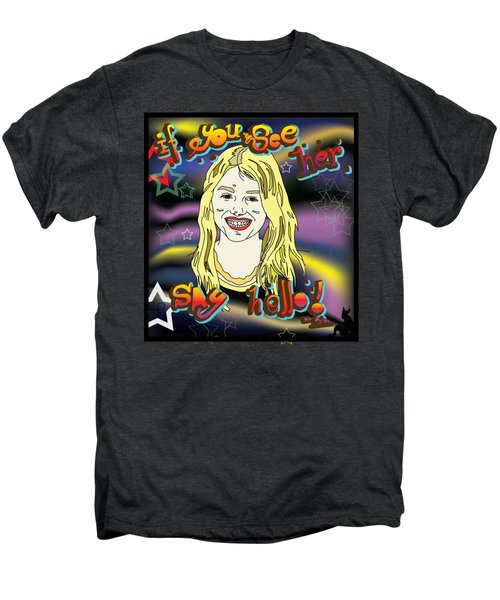 Skins Season 1  Character Cassie  If You See Her Say Hello Men's Premium T-Shirt