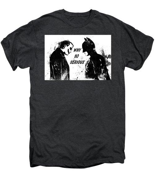 So Serious Men's Premium T-Shirt