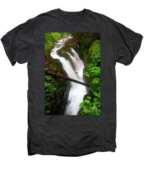 Sol Duc Rush Men's Premium T-Shirt