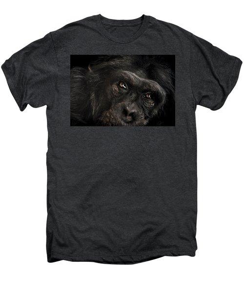 Sorrow Men's Premium T-Shirt by Paul Neville