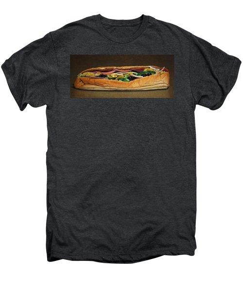 Spicy Italian Men's Premium T-Shirt