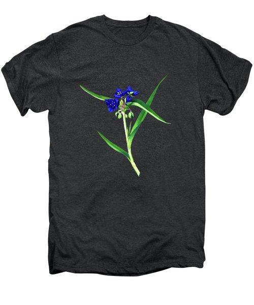 Spider Wort Men's Premium T-Shirt