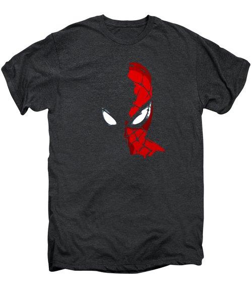 Spidey In The Shadows Men's Premium T-Shirt