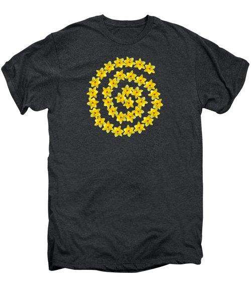 Spiral Symbol Men's Premium T-Shirt