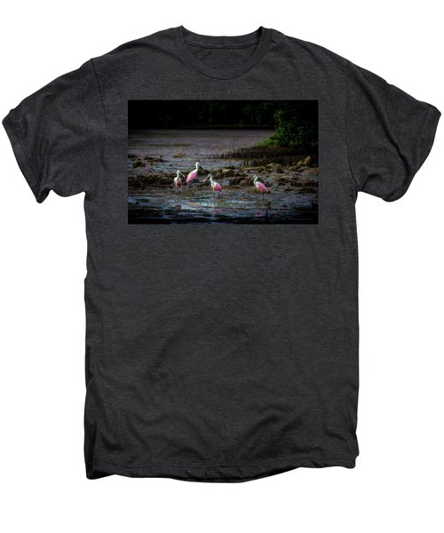 Spooning Party Men's Premium T-Shirt