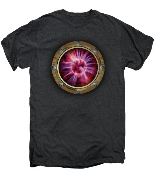 Star Gateways By Pierre Blanchard Men's Premium T-Shirt by Pierre Blanchard