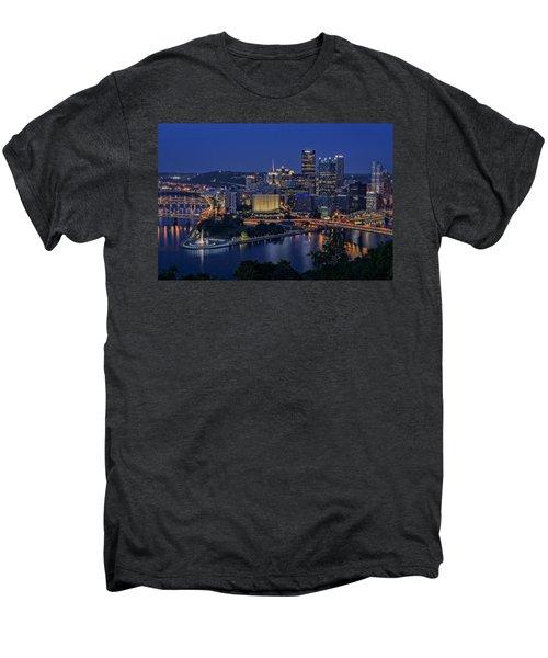 Steel City Glow Men's Premium T-Shirt