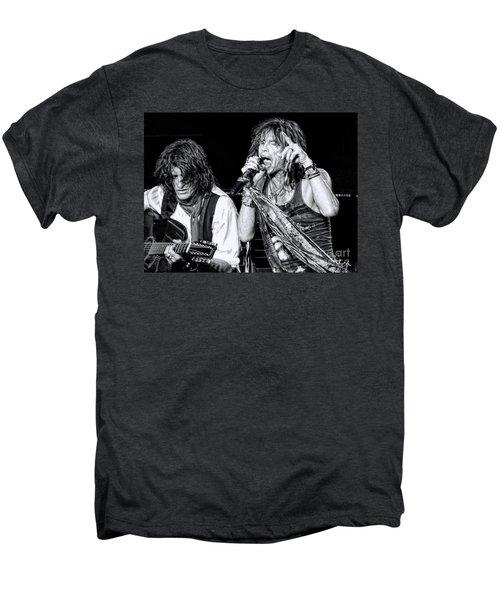Steven Tyler Croons Men's Premium T-Shirt