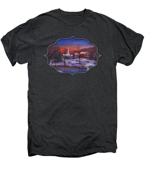 Stowe - Vermont Men's Premium T-Shirt