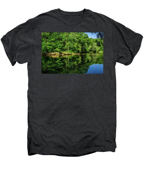 Summer Reflections Men's Premium T-Shirt
