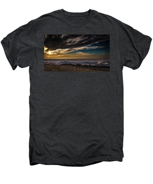 Sun Peeks Through Men's Premium T-Shirt