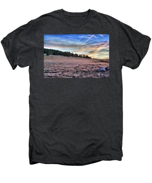 Sunrise Over Ft. Apache Men's Premium T-Shirt