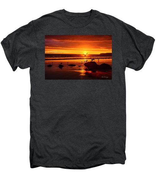 Sunset Surprise Men's Premium T-Shirt
