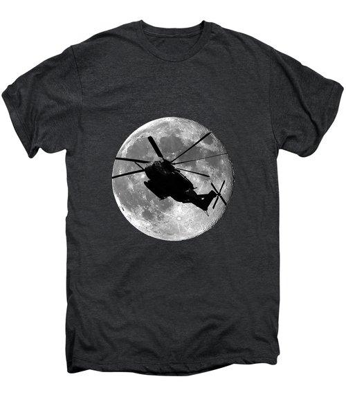 Super Stallion Silhouette .png Men's Premium T-Shirt by Al Powell Photography USA
