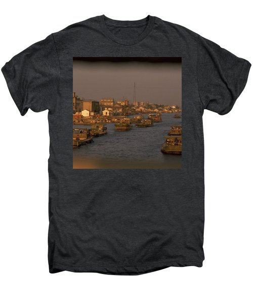 Suzhou Grand Canal Men's Premium T-Shirt