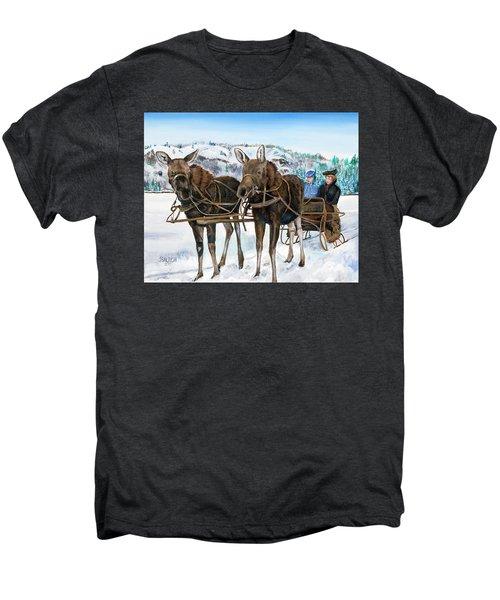 Swamp Donkies Men's Premium T-Shirt