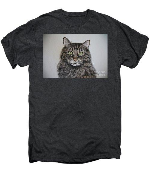 Tabby-lil' Bit Men's Premium T-Shirt