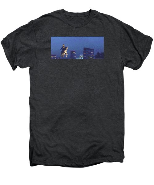 Takin' On Boston Men's Premium T-Shirt