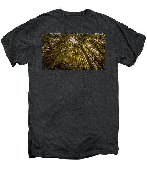 Tall Boys Men's Premium T-Shirt by Kristopher Schoenleber