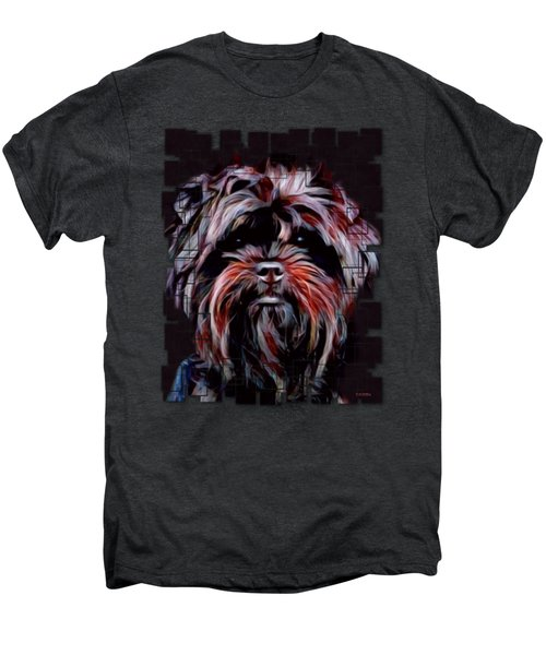 The Affenpinscher Men's Premium T-Shirt