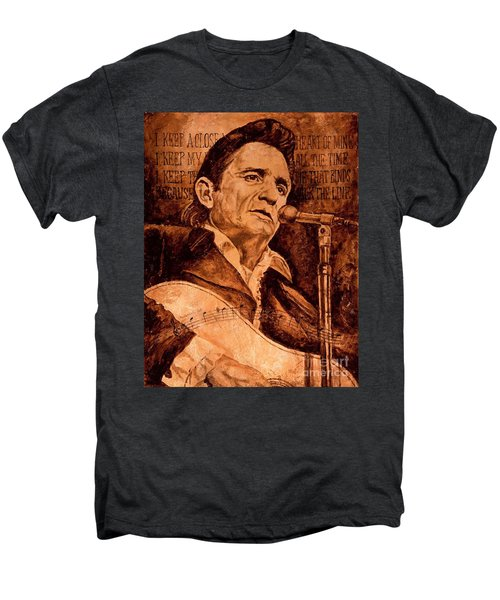 The American Legend Men's Premium T-Shirt by Igor Postash