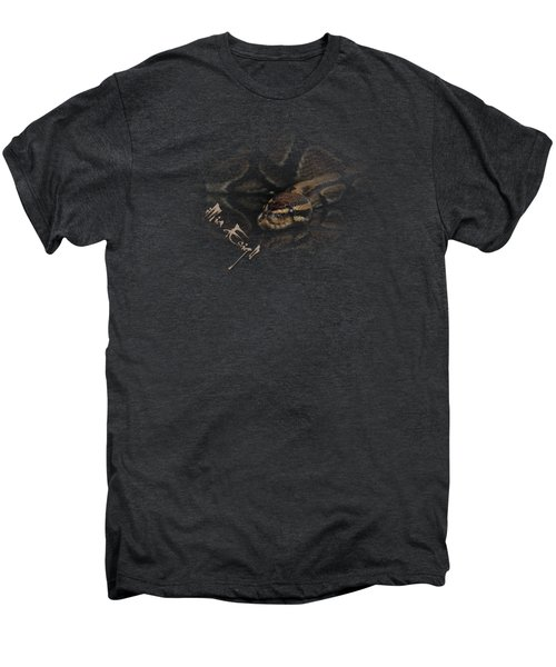 The Beautiful Python Men's Premium T-Shirt