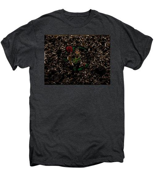 The Boston Celtics 1b Men's Premium T-Shirt by Brian Reaves
