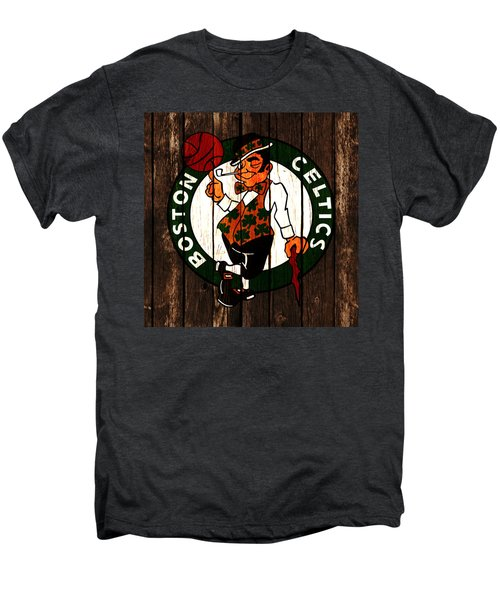 The Boston Celtics 2d Men's Premium T-Shirt