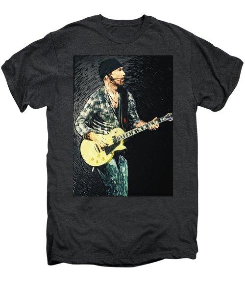 The Edge Men's Premium T-Shirt by Taylan Apukovska
