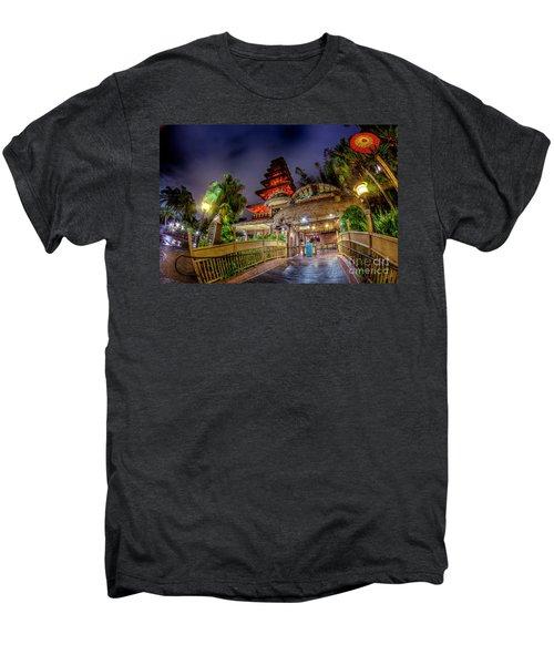 The Enchanted Tiki Room Men's Premium T-Shirt