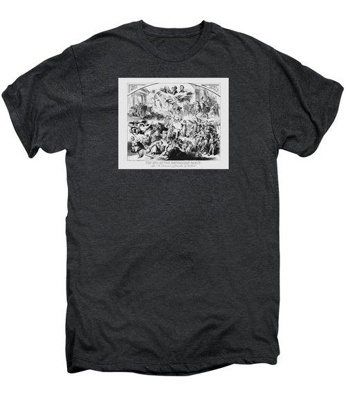 The End Of The Republican Party Men's Premium T-Shirt