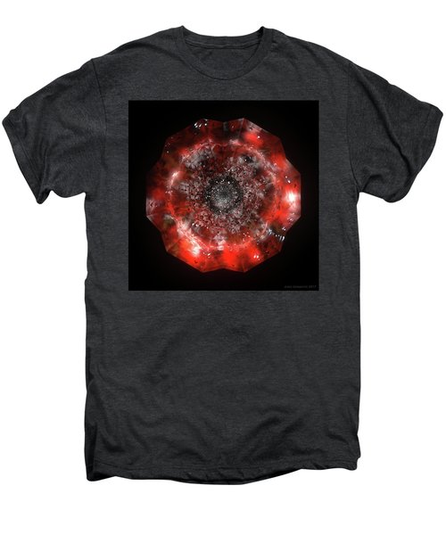 The Eye Of Cyma - Fire And Ice - Frame 49 Men's Premium T-Shirt