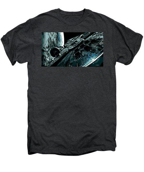 the Falcon Men's Premium T-Shirt