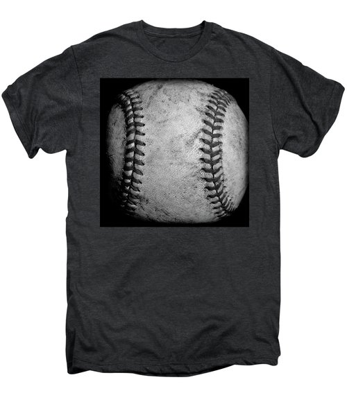 Men's Premium T-Shirt featuring the photograph The Fastball by David Patterson
