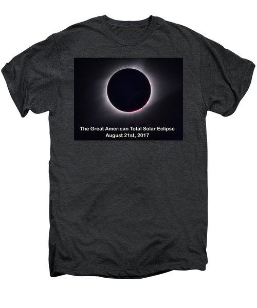 The Great American Total Ecplise T-shirt And Mug Men's Premium T-Shirt