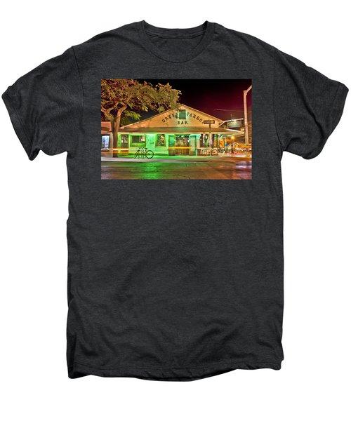 The Greeen Parrot Men's Premium T-Shirt