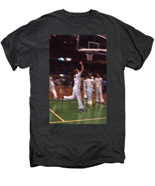 The Hick From French Lick Men's Premium T-Shirt by Mike Martin