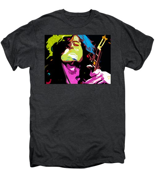 The Jimmy Page By Nixo Men's Premium T-Shirt by Nicholas Nixo