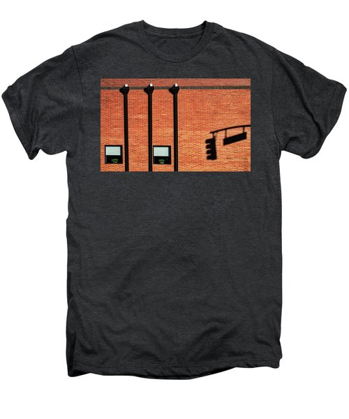 The Traffic Light Intruder Men's Premium T-Shirt