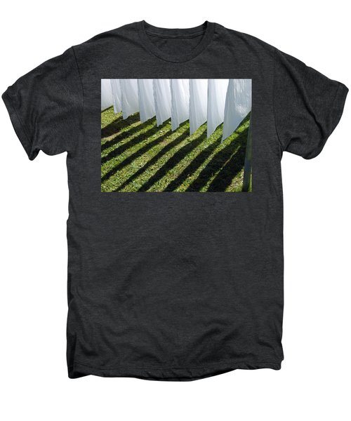 The Washing Is On The Line - Shadow Play Men's Premium T-Shirt